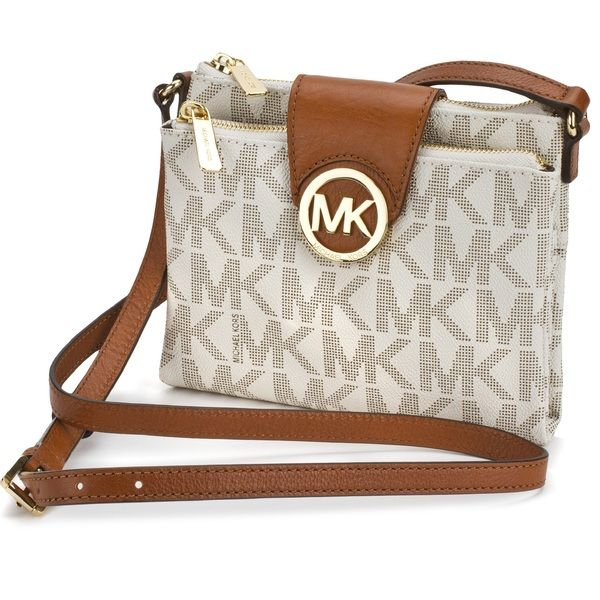 MICHAEL Michael Kors Fulton Large Crossbody Bag