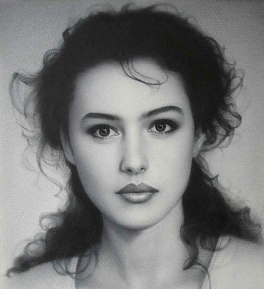 Monica Bellucci- she is so beautiful