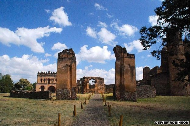 The imperial capital of Gondar #Ethiopia