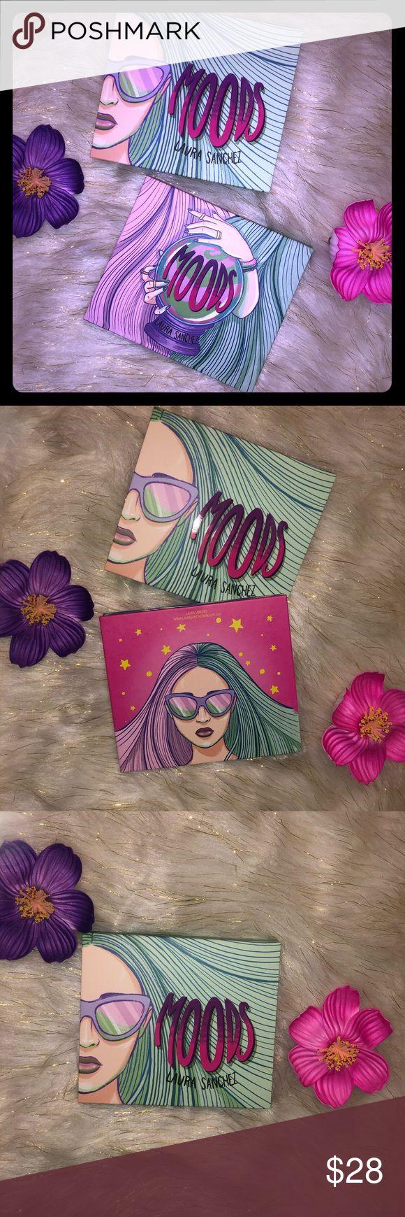 Moods palette by Laura Sanchez (NYX affiliate) Laura