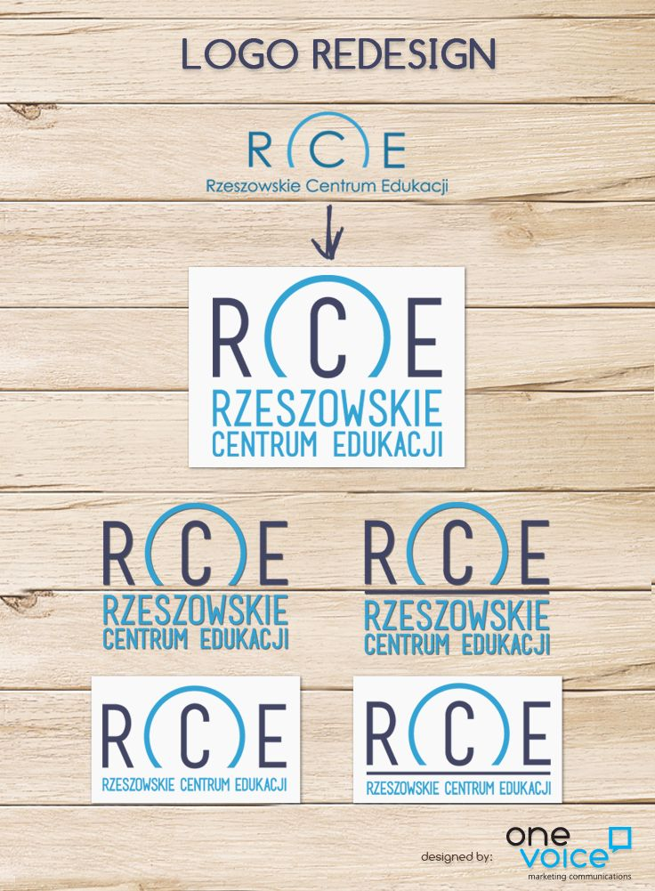 Redesign logo RCE