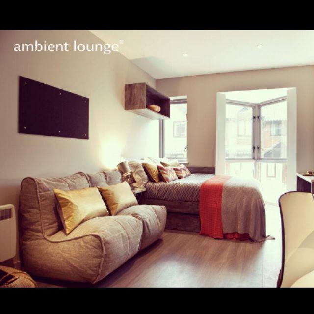 ambientloungeさんの、部屋全体,ワンルーム,1人掛けソファ,1人掛けソファー,2人掛けソファ,2人掛けソファー,アンビエントラウンジ,ambient lounge,ambientlounge,アンビエントラウンジジャパン,ツインソファ,のお部屋写真