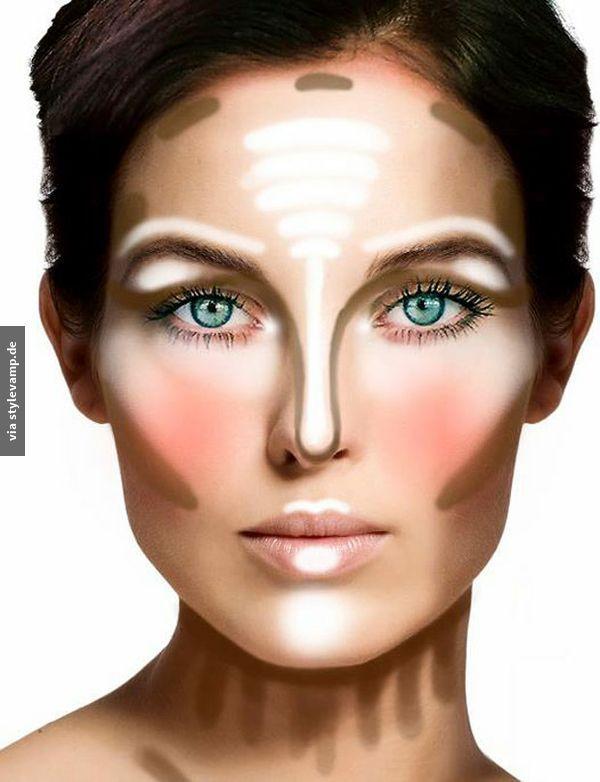 So konturiert ihr richtig euer Makeup