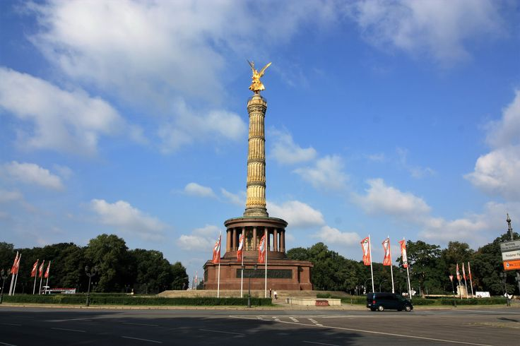 Colonna della vittoria, Berlino.