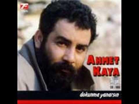 ahmet kaya şiire gazale - YouTube