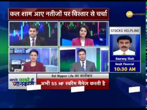 Share Bazaar Live: ICICI bank ITC IOC to report Q2 numbers today