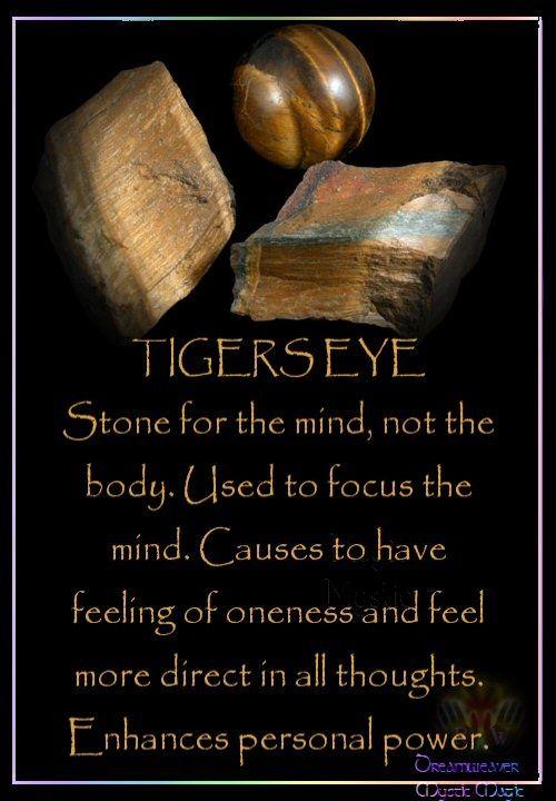 The 25 Best Tiger Eye Stone Benefits Ideas On Pinterest