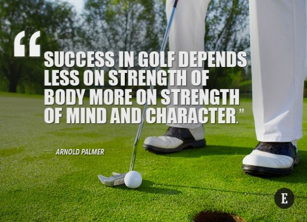 Inspirational Golf Quotes Adorable Best 25 Inspirational Golf Quotes Ideas On Pinterest  Golf