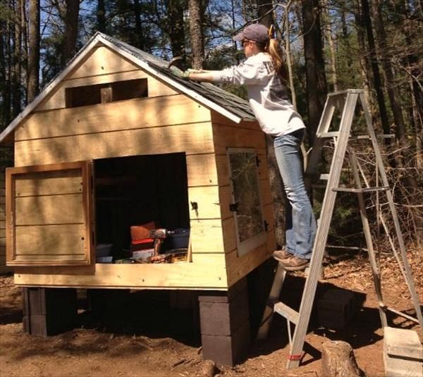 Chicken Coop Plans Diy