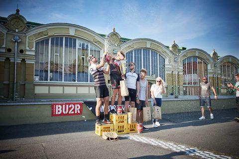 INDUST3: URBAN CYCLING FESTIVAL in Prague 2015 #bu2r