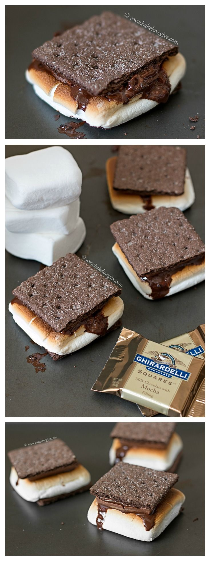 10 Best images about Dessert-Smores on Pinterest | Nutella ...