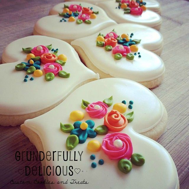 Cute sugar cookies. Photo only.
