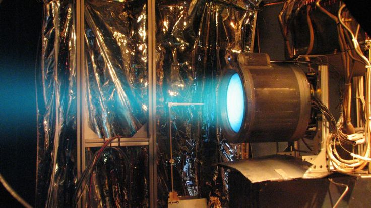 This Futuristic Ion Thruster Will Take a Mission to Mercury