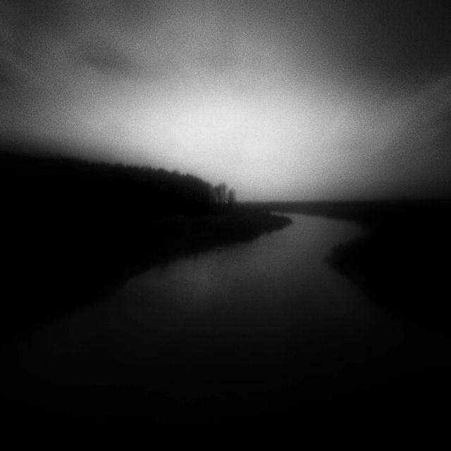 Hopeless Wandering In Solitude / M . W / Photography, Pinhole