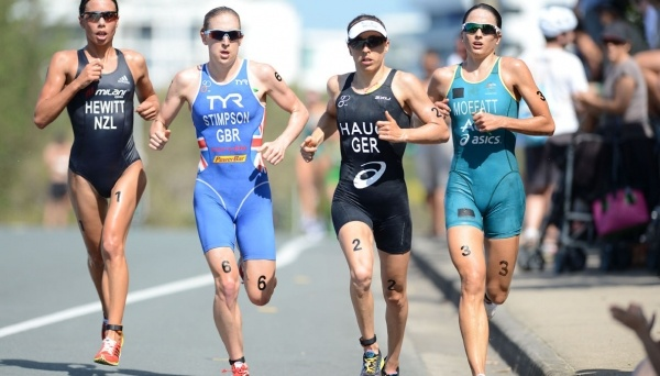 Haug in dominant Mooloolaba ITU World Cup victory and a top result for Jodie!! :-)