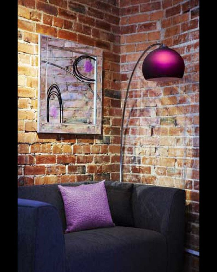 Image result for funky pink floor lamps