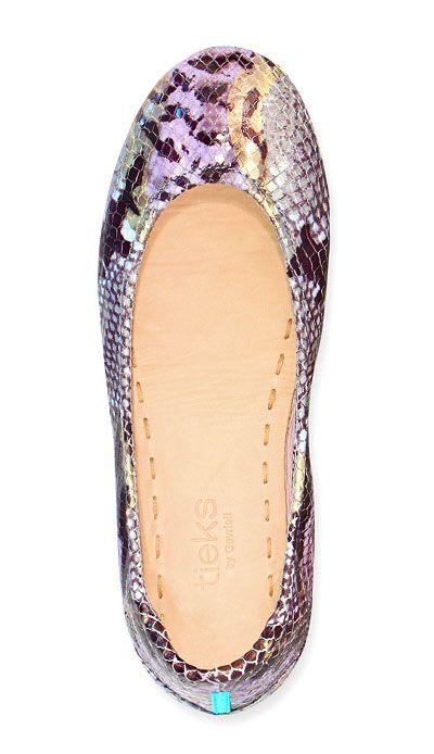 Lavender Snake Tieks.  I want these so bad!!!