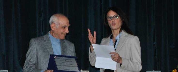 Per l'Associazione Corelli premiati Lucio Corelli, la dott.ssa Maria Antonietta De Falco, i collaboratori Marco Milone e Roberta Izzo.