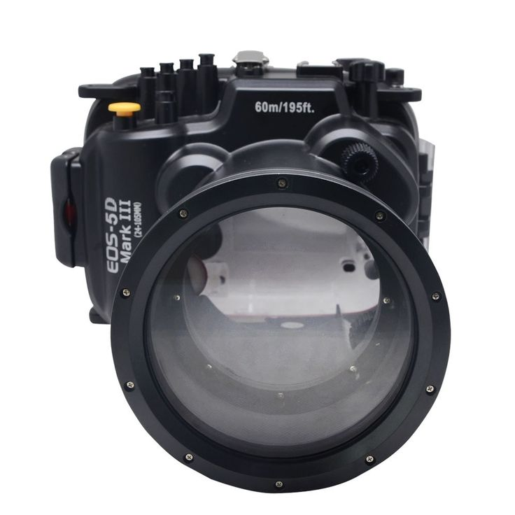 617.00$  Watch now - http://alimwy.worldwells.pw/go.php?t=32358795682 - Mcoplus 60m / 190ft Waterproof Underwater Camera Housing Diving Case Bag for Canon Camera 5D Mark III 5D3 617.00$