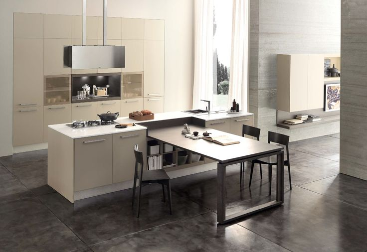 #Chocolate #Inspired #Kitchens, #living #Rooms and #Spaces filled with the #warmth of #Chocolaty #Tones #Eurocasa
