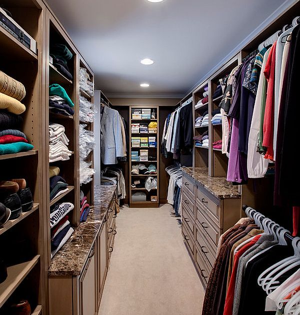 Etonnant 7 Essentials To Luxury Closets