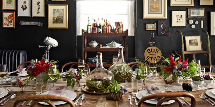 Διακόσμησε το οικογενειακό τραπέζι