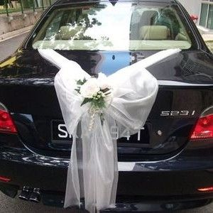 find out creative wedding car decoration ideas bridal car decor pictures tips in fresh flowers