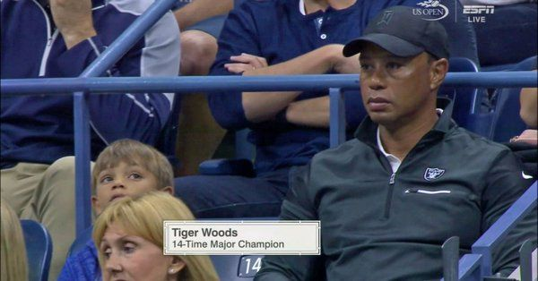 Golfing legend Tiger Woods made a rare public appearance at the US Open to watch Rafael Nadal ... Tiger Woods has been relatively quiet since his latest back surgery in April and his arrest in...  finance.yahoo.com