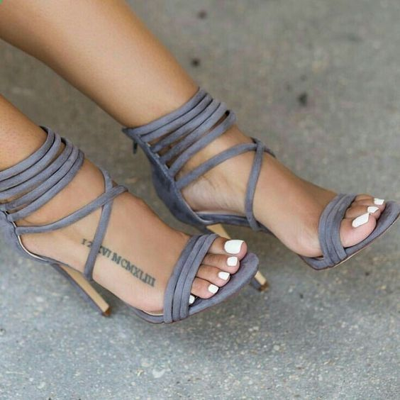 Sandals Summer Sandale ❤ - There is nothing more comfortable and cool to wear on your feet during the heat season than some flat sandals.
