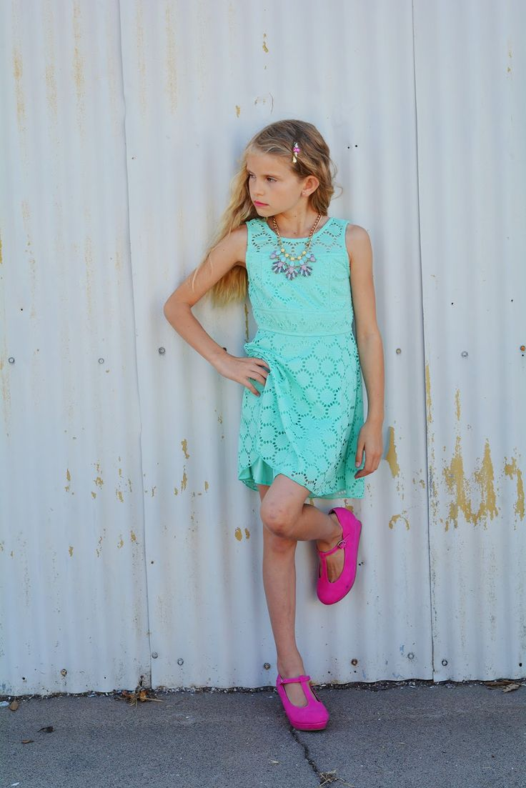 89 best Girls Tween Dresses images on Pinterest