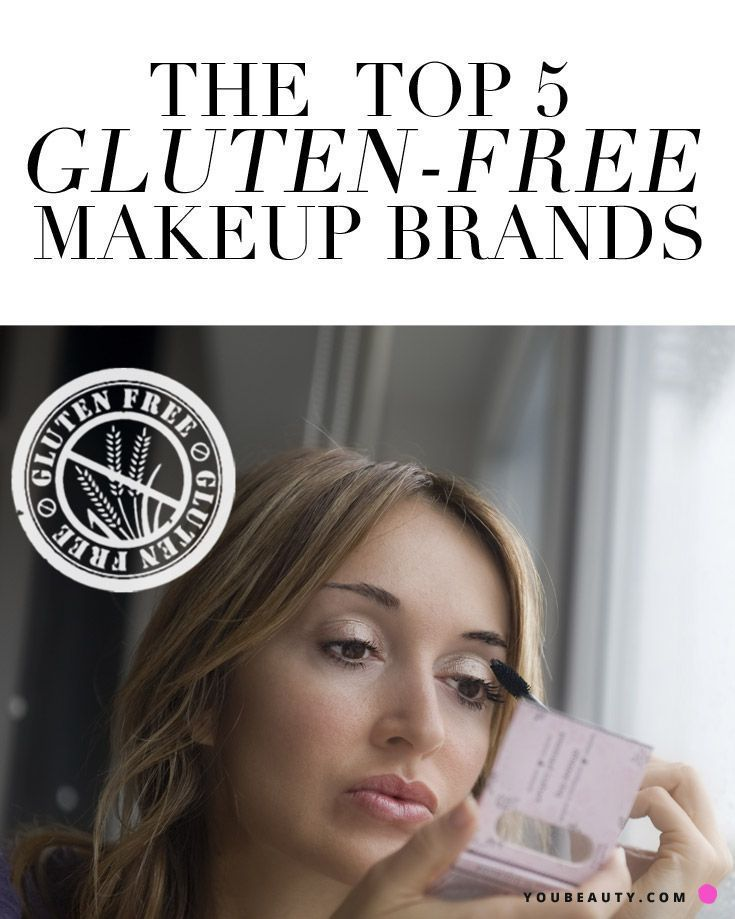 Top Gluten-Free Makeup Brands