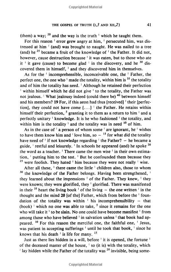 The Nag Hammadi Library: James M. Robinson: 9780060669355: Amazon.com: Books