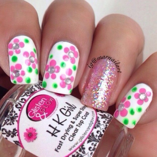 31 Ideas For Your Manicure #nailart #naildesign