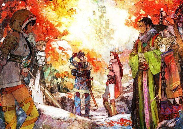 I Am Setsuna, PS4