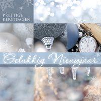 Kerstkaart 'Zilveren kerstballen'  http://kerstkaarten.cardsandcards.nl/welkom/
