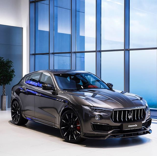 Maserati Levante Shtorm - the new carbon tuning kit by @lartedesign via LUXURY LIFESTYLE MAGAZINE OFFICIAL INSTAGRAM - Luxury  Lifestyle  Culture  Travel  Tech  Gadgets  Jewelry  Cars  Gaming  Entertainment  Fitness