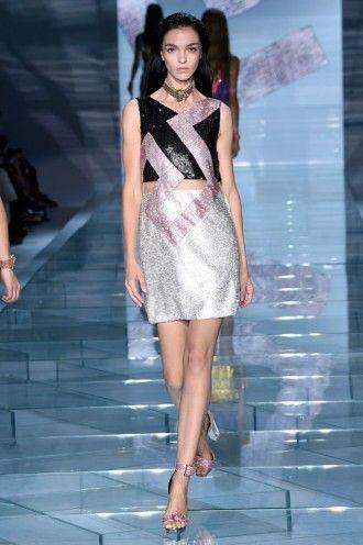 Versace primavera-verão 2015   Lilian Pacce