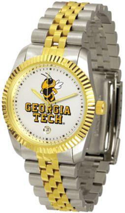 Georgia Tech Yellow Jackets Executive Men's Watch