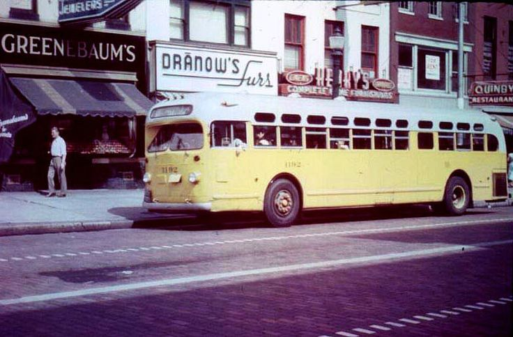 17 best images about buses nibus on pinterest bristol for Electric motor repair baltimore