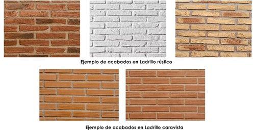 TIPOS DE LADRILLOS PARA DORMITORIOS CON PAREDES DE LADRILLOS by dormitorios.blogspot.com