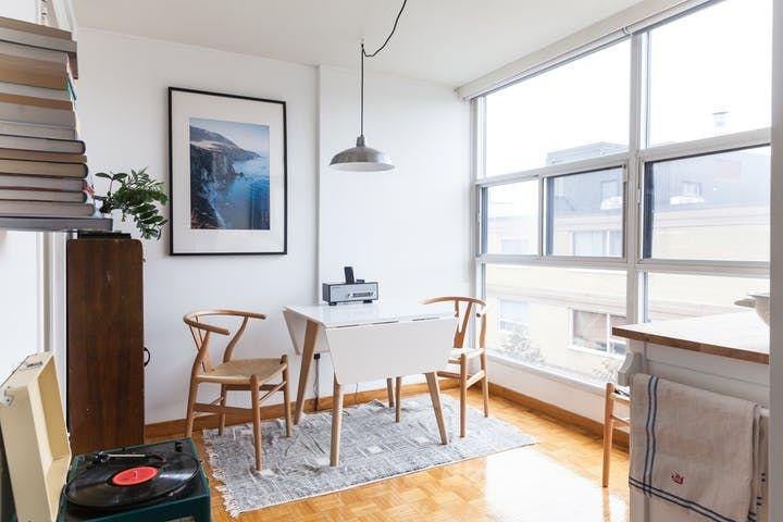 House Tour: A Modern, Scandi-Inspired Toronto Rental   Apartment Therapy