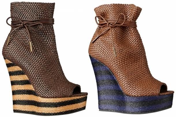 Обувь на плоской подошве - LUISAVIAROMA.COM - ЖЕНСКАЯ ОБУВЬ - ВЕСНА ЛЕТО 2015