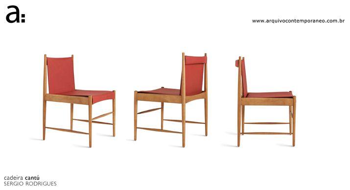 Cadeira Cantú - Sergio Rodrigues