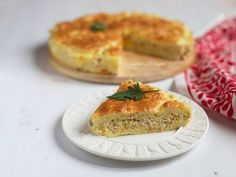 Диетический куриный пирог | Рецепты правильного питания - Эстер Слезингер