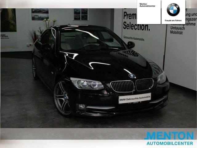 BMW 325 d Coupé Navi Leder Tempomat Xenon Sportsitze Gebrauchtwagen, Diesel, € 17.950,- in Reutlingen
