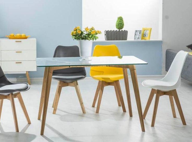 Atat de muuuulte culori la o singura masa! Si sa fii sigur ca va fi si buna dispozitie! Coloreaza-ti optiunea de a avea aceste scaune!