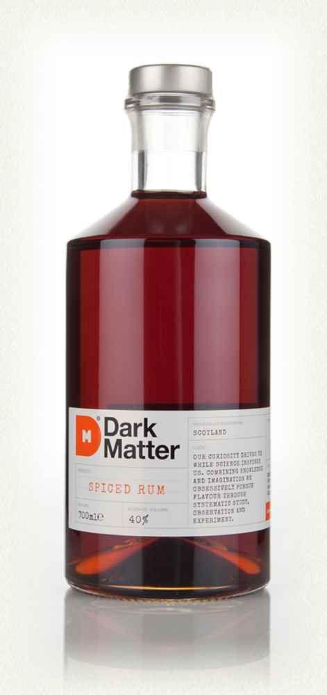 Dark Matter Spiced Rum- apparently much stronger spices than Kracken!?