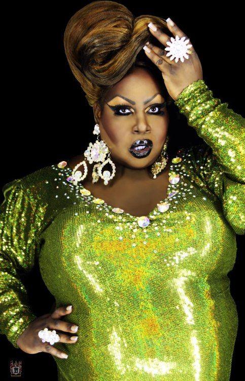 "Latrice ""mutha fu**ckin"" Royale | RuPaul's Drag Race. Great look. Bigger than life personality. Beautiful."