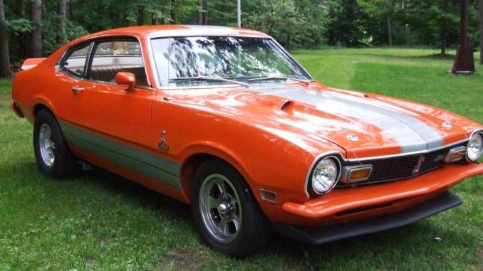 1974 Grabber Custom In Mancelona Mi Ford Maverick Mancelona Classy Cars