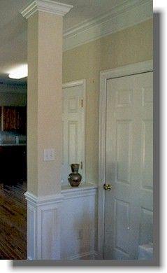 Interior Column Ideas the 25+ best interior columns ideas on pinterest | columns, wood
